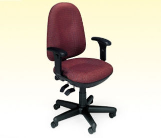 Highback Chair with Arms, C80292