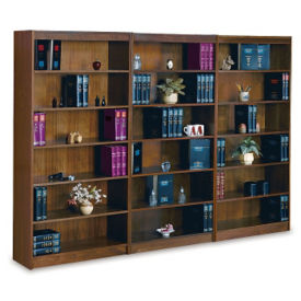 """Set of (3) 72"""" High Reinforced Bookcases, L40326"""