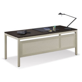 "At Work Training Table with Modesty Panel - 72"" x 30"", T11267"