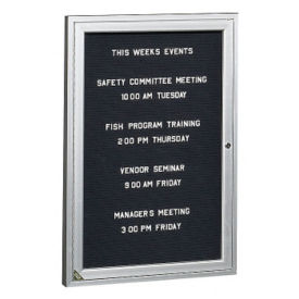 "Bronze Tone Indoor Directory Board 24""x36"", B20628"