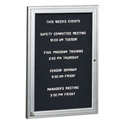 "Bronze Tone Indoor Directory Board 30""x36"", B20629"