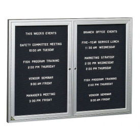 "Bronze Tone Indoor Directory Board 60""x36"", B20632"