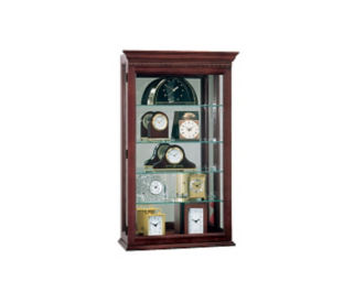 Wall Mount Display Case with Mirror Back, B34260