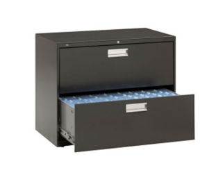 "Two Drawer Lateral File - 36""W, L40343"