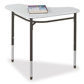 Set of 2 Student Desks - Hard Plastic Top, J10061