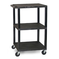 "Tuffy Utility Cart 42"" high, D43068"