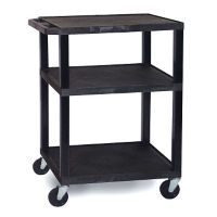 "Tuffy Utility Cart 34"" high, D43069"