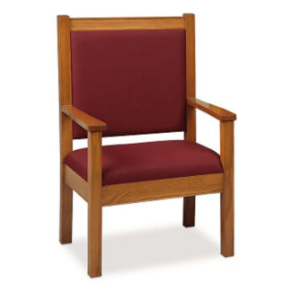 "44""H Pulpit Chair, C30111"