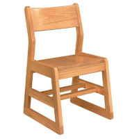 Child-Height Library Chair, C70362