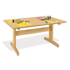 "Art Table 42"" x 60"" x 30""H, T11191"
