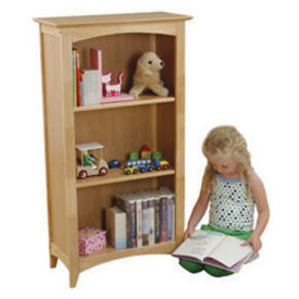 Three Shelf Avalon Bookcase, P30197