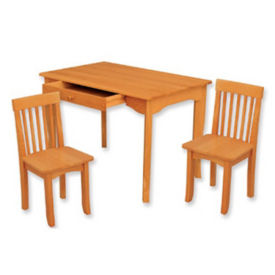 Activity Table Desk & Two Chair Set, P30200