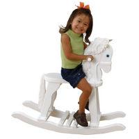 """Rocking Horse 15-1/2""""H Seat, P30214"""