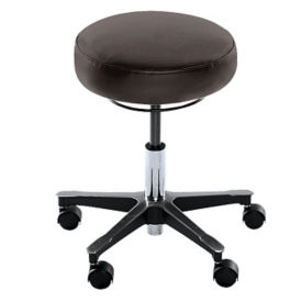 "Height Adjustable Exam Stool - 16"" - 21"", E20029"