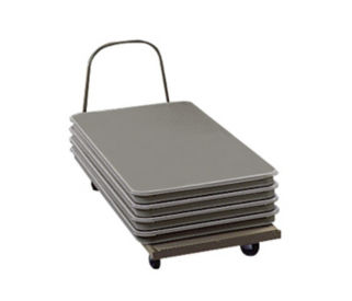 Horizontal Stacking Table Caddy 8 1/4' long, D41012