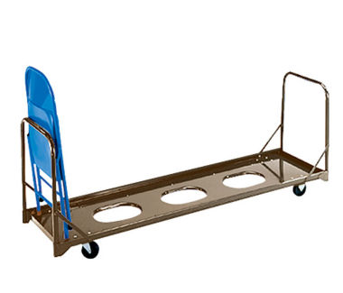 Folding Chair Caddy hold 35 Chairs, D51111
