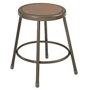 "All Steel Stool 30"" No Backrst, D57034"