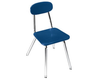 "12"" Student Chair for Pre K to Kindergarten, D57133"