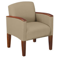 Solid Fabric Guest Chair, W60726