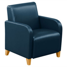 Vinyl Lounge Chair, W60693