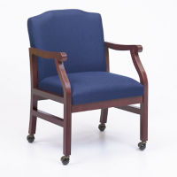 Mobile Standard Fabric Guest Chair, D53041