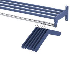 Wooden Hangers 6 Pack, D90052