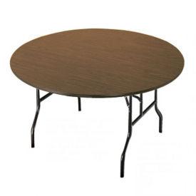 "Round Folding Table 60"" Diameter, T10044"