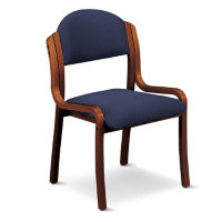 Wood Frame Side Chair, C80052