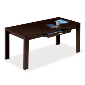 "Writing Table Desk - 32""D x 68""W, D35295"