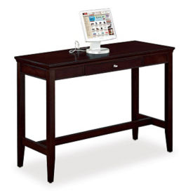 "Contemporary Standing Height Desk - 24"" D x 60"" W, D30198"