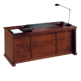Executive Double Pedestal Desk, D35042