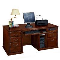 Computer Double Pedestal Desk, D35041