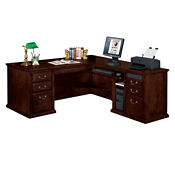 Executive L Desk with Right Return, D35046