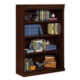 "Four Shelf Traditional Bookcase - 48"" H, B23018"