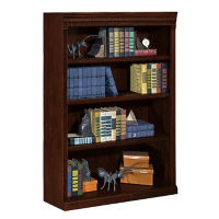 "Four Shelf Traditional Bookcase - 48"" H, B23018"