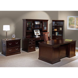 5 Piece Executive Office Group, D35125