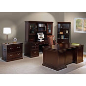5 Piece Executive Office Group, D35125