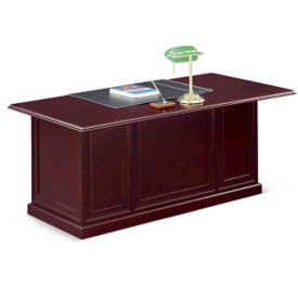"Cumberland Executive Desk - 72""W, D35630"
