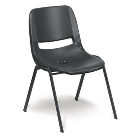 "Student Stack Chair - 16""H for Kindergarten to Second Grade, C67846"