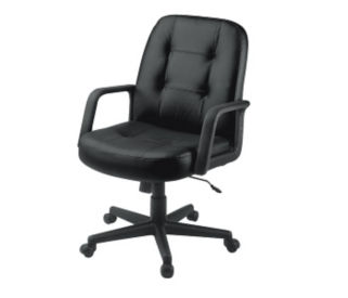 Leather Conference Chair, C80048