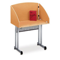 "Study Carrel 36""Wide, E10123"