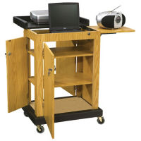 Mobile Multipurpose Lectern, M10191