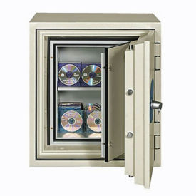 Fire Resistant Data Safe - 2.8 Cubic Ft Capacity, L40381