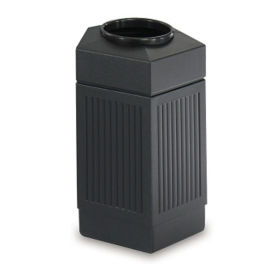 Pentagon Waste Receptacle 30 Gallon, R20034