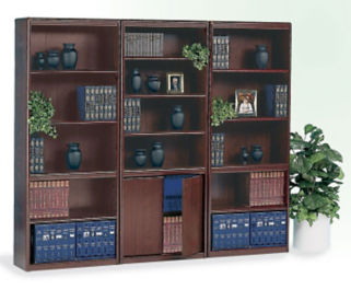 Set of Bookcases 1w/Door, T60050