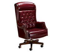 Leather Judges Chair, C80147