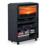 Mobile Video Cabinet, M13132