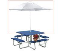 Umbrella for Picnic Table, V21888