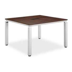 "Square Conference Table - 47"", C90339"
