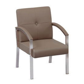 Polyurethane Diamond Back Guest Chair, C80430